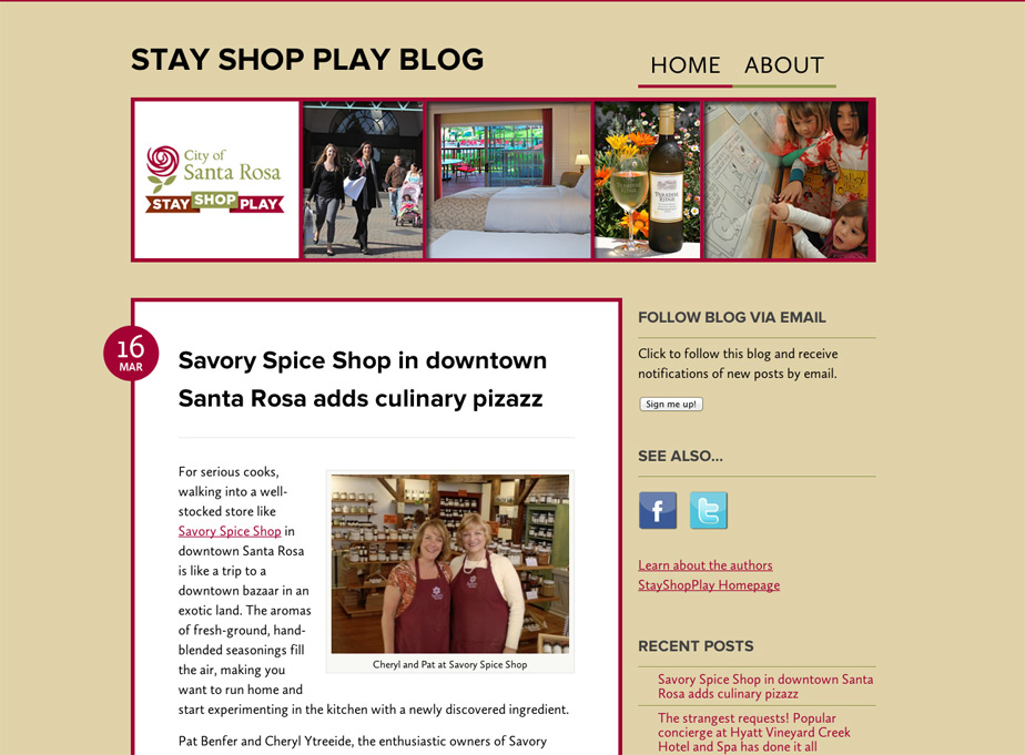 Stay Shop Play Blog
